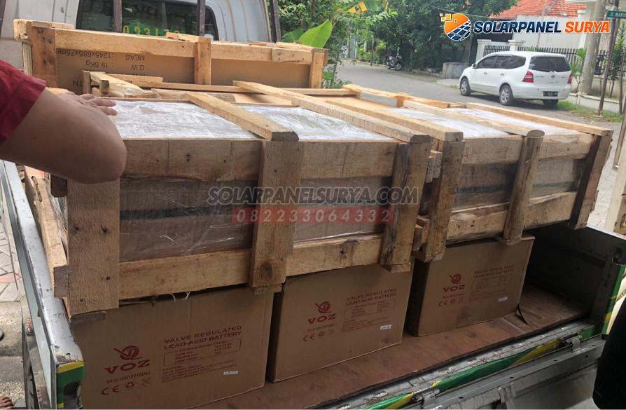 Paket PJU Solar Panel