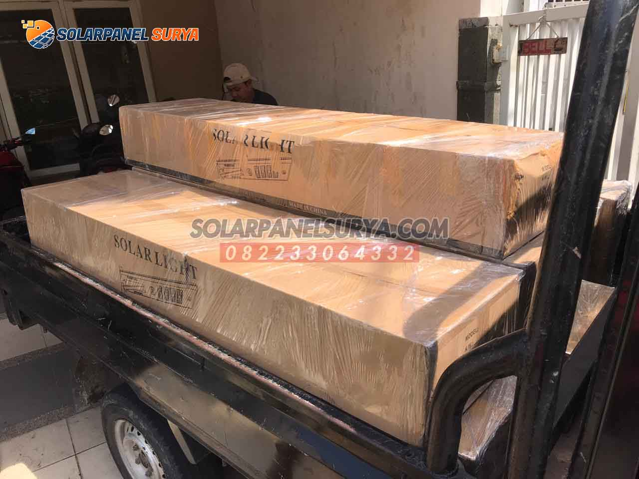distributor pju all in one 30 watt solar cell