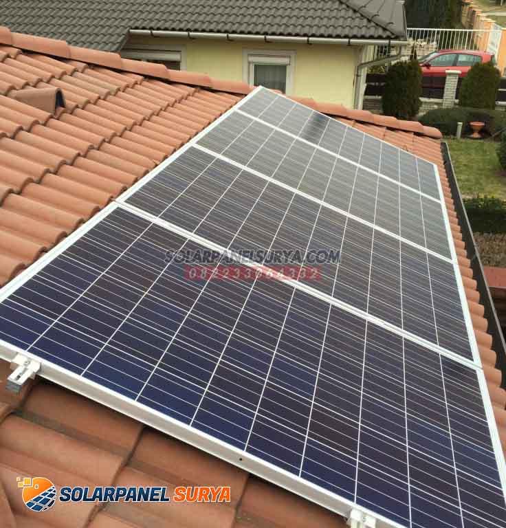 Paket shs solar home system 200 wp