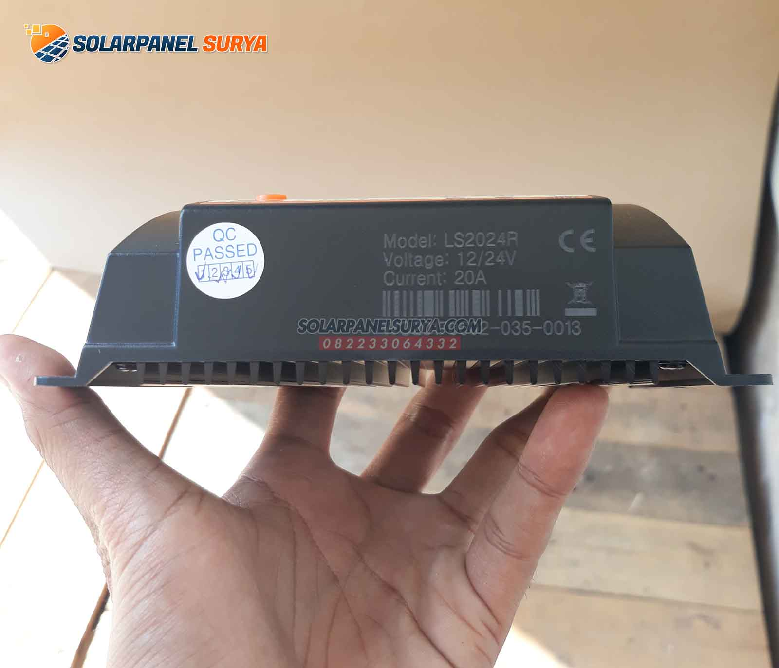 Solar Charge Controller 20 A
