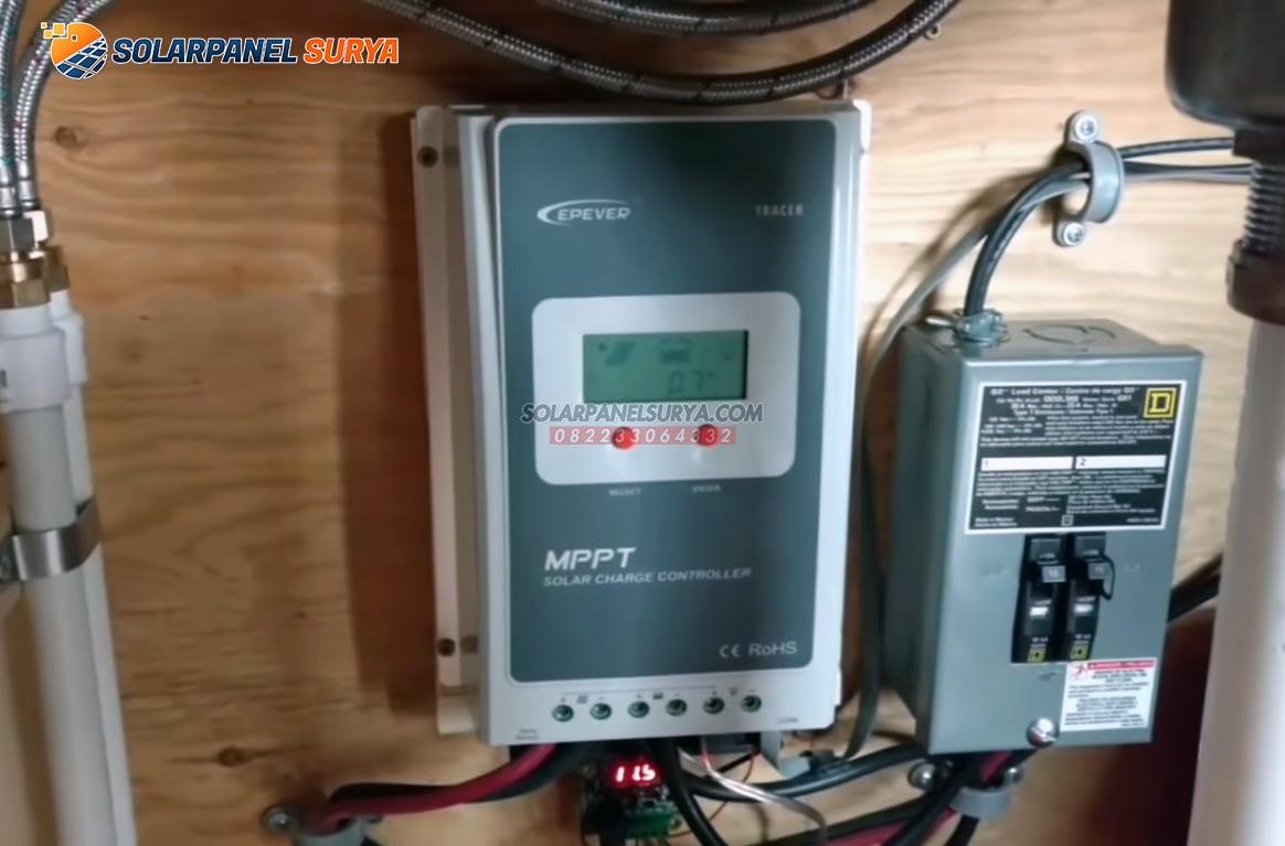 Solar Controller MPPT 20A