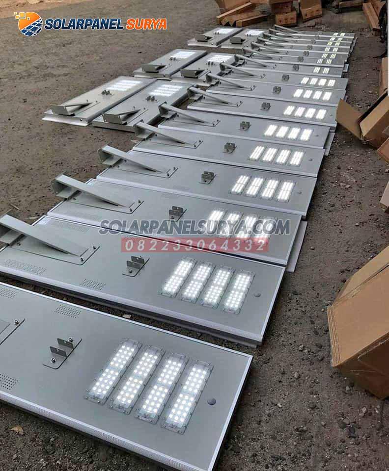 distributor pju all in one 60 watt solar cell