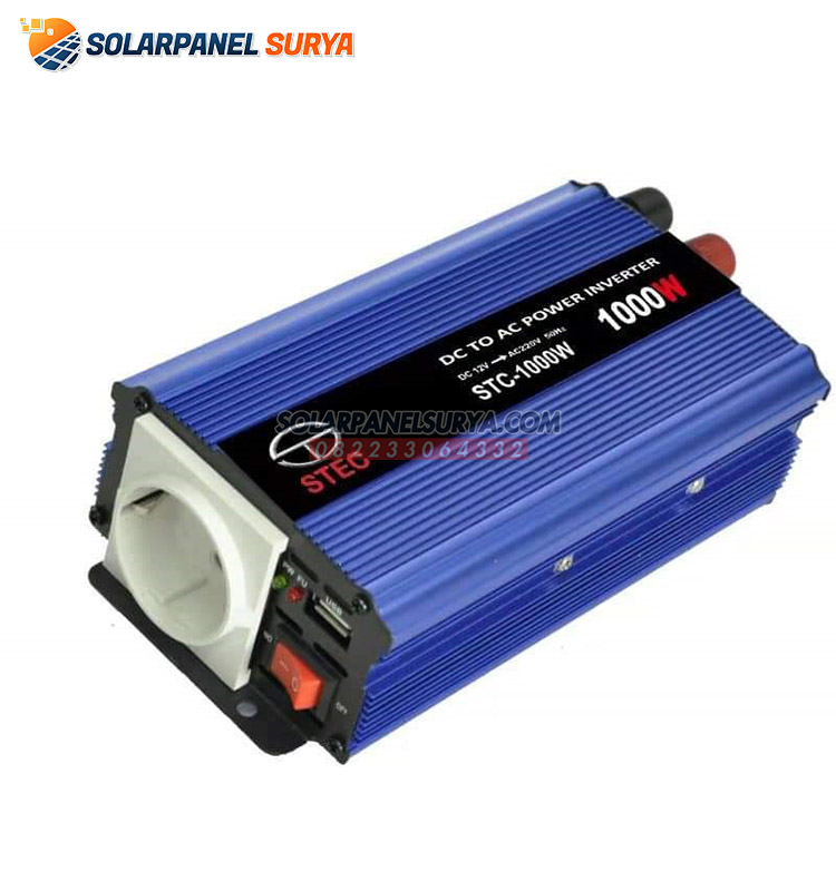 inverter listrik dc to ac 1000 watt stec