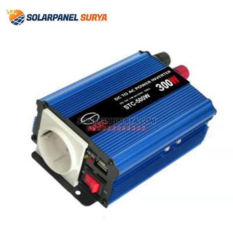 inverter listrik dc to ac 300 watt stec