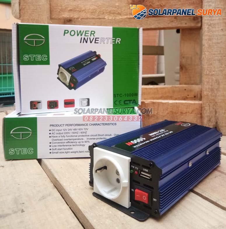 inverter panel surya 1000 watt stec