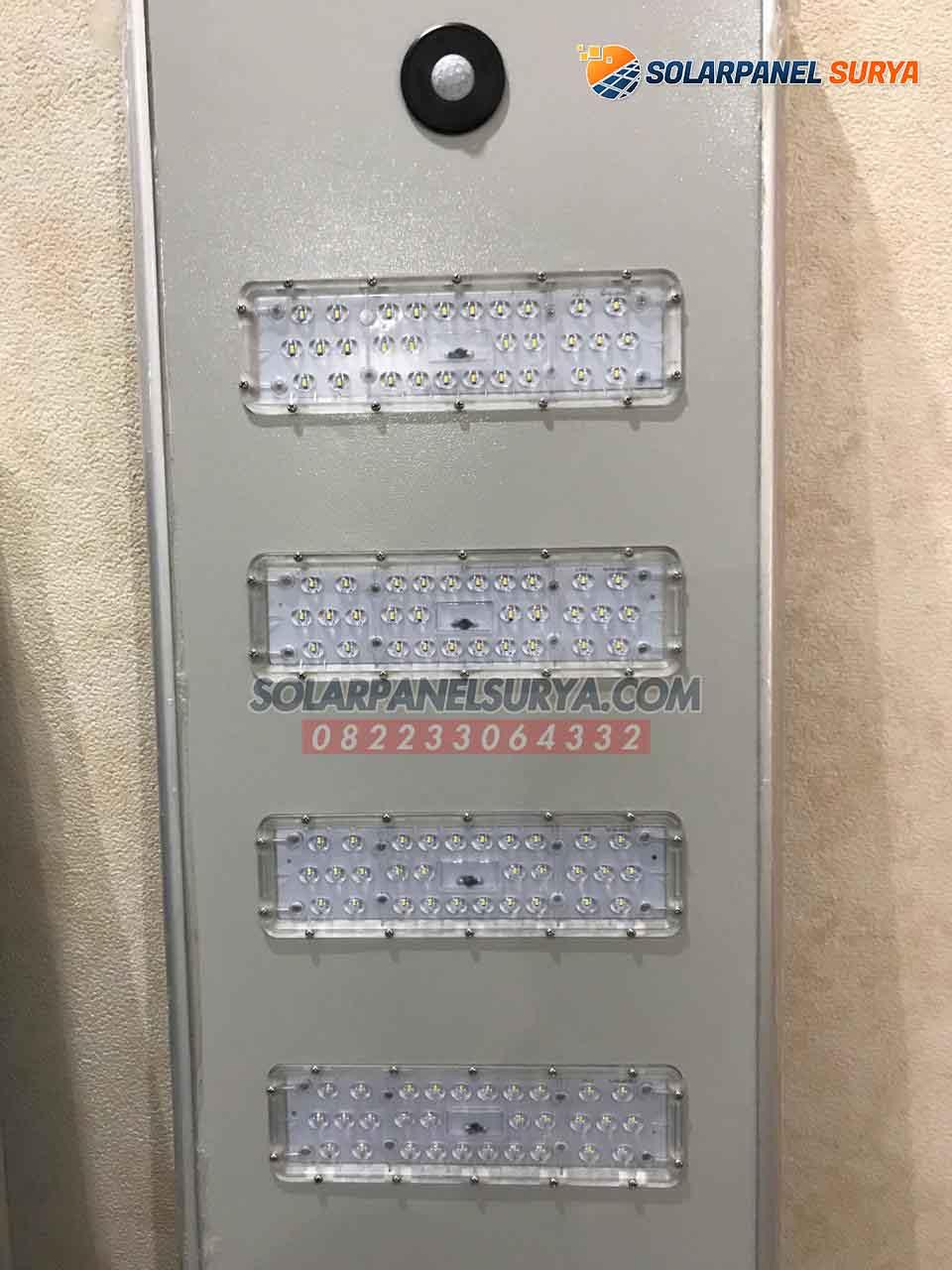 jual Lampu Jalan All In One 60 Watt Tenaga Surya