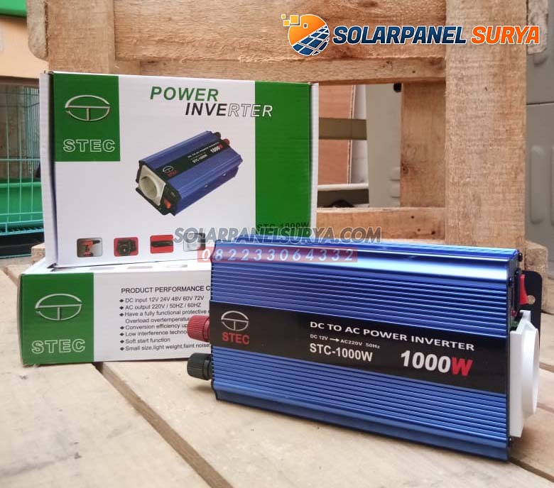 jual Power Inverter DC to AC 1000 watt STEC