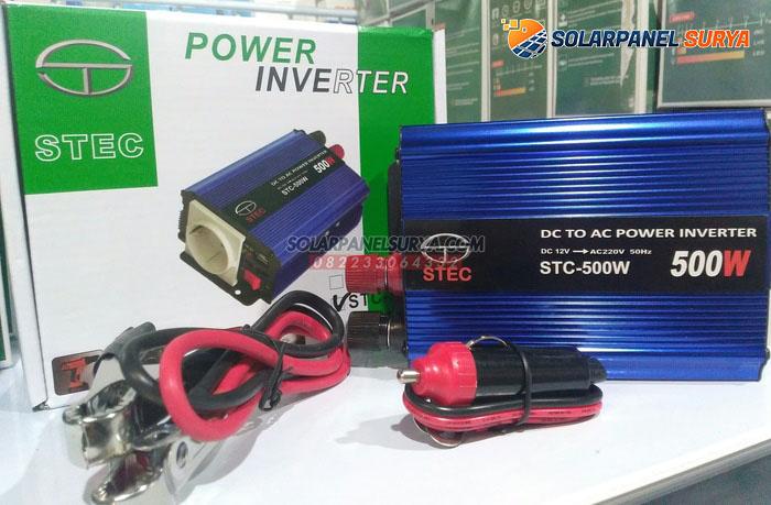 jual Power Inverter DC to AC 500 watt STEC