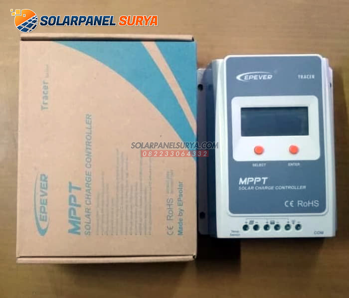 mppt Solar Charge Controller 10A