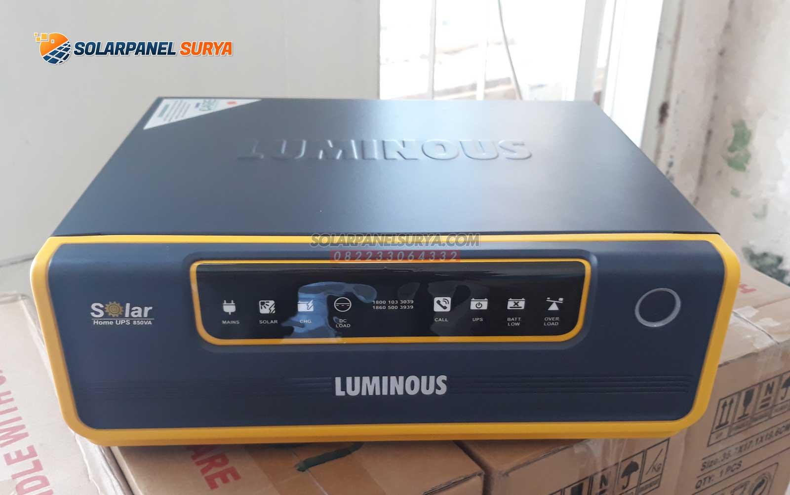 Inverter Luminous Solar Hybrid 850Va Pure Sine Wave