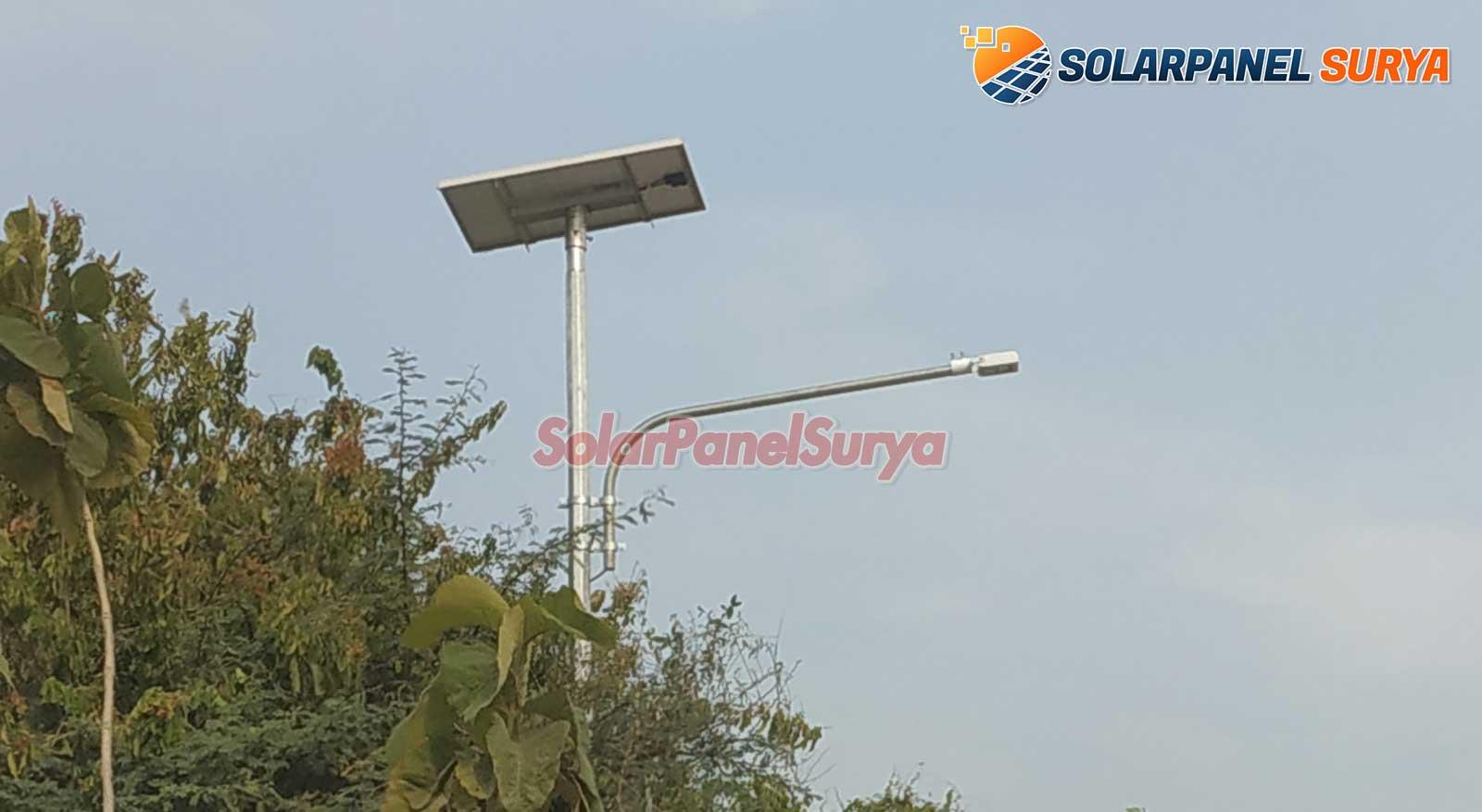 Daftar Harga Paket PJU Solar Cell di Makassar Sulawesi Selatan