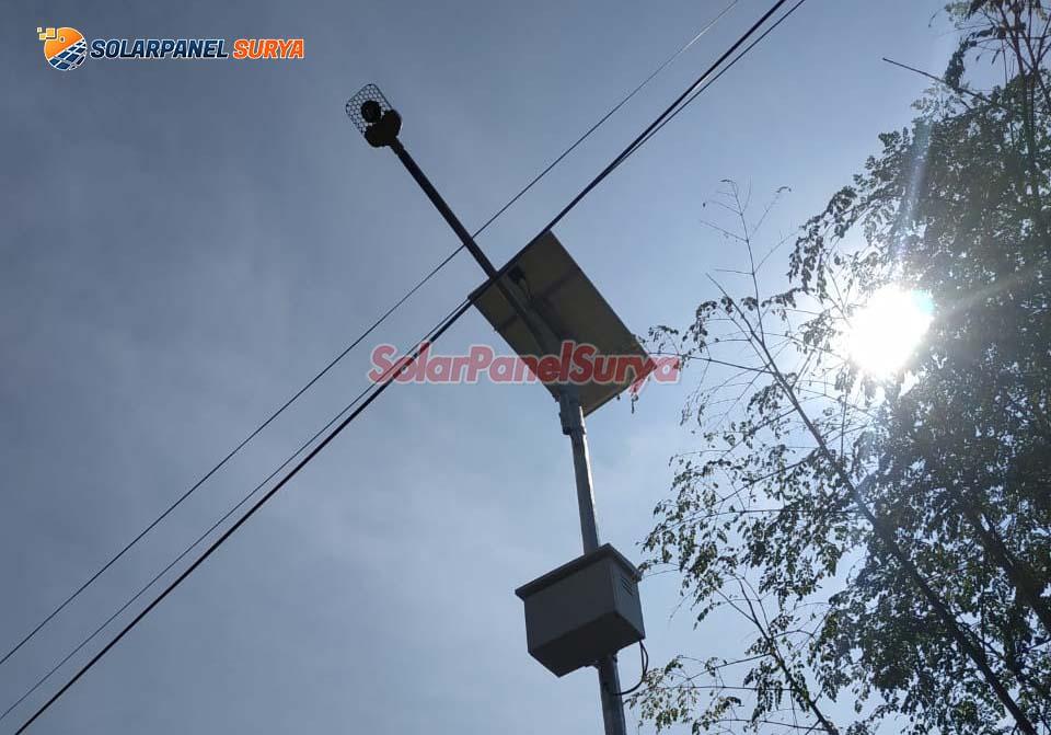 Daftar Harga Paket PJU Solar Cell di Manado Sulawesi Utara