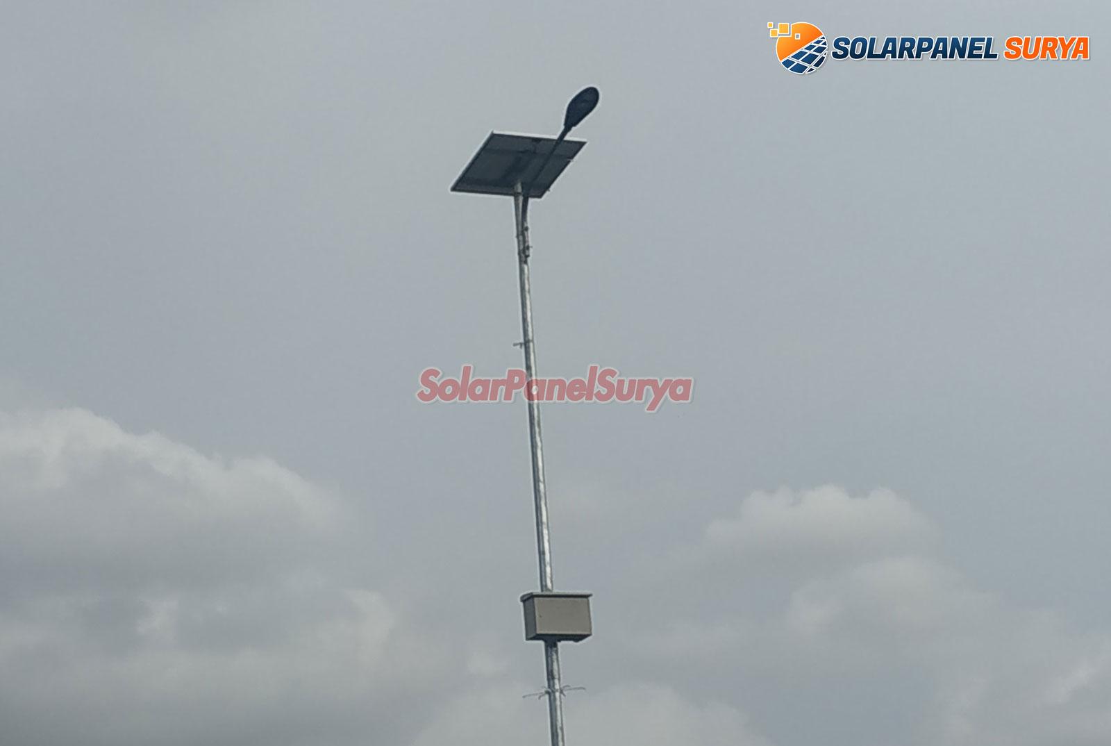 Daftar Harga Paket PJU Solar Cell di Palu Sulawesi Tengah