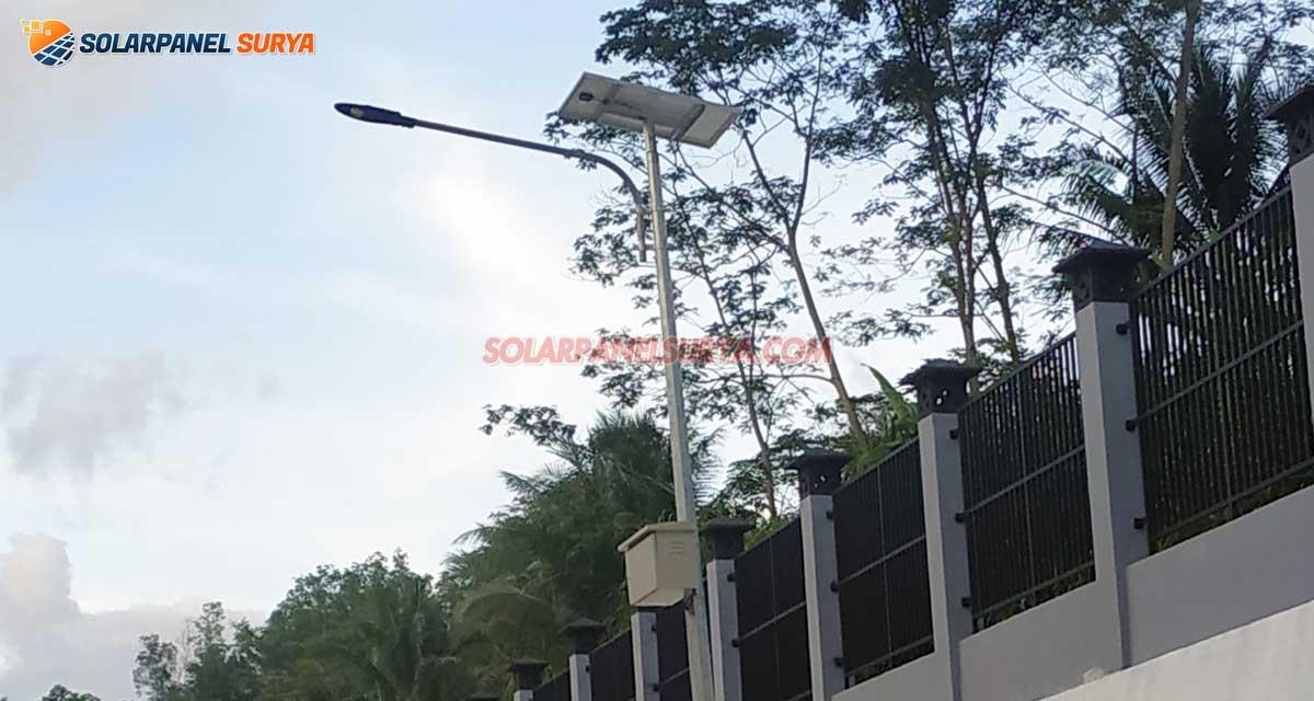 Harga Paket PJU Solar Cell di ambon maluku