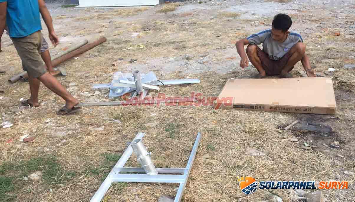 Harga Paket PJU Solar Cell di mataram nusa tenggara barat