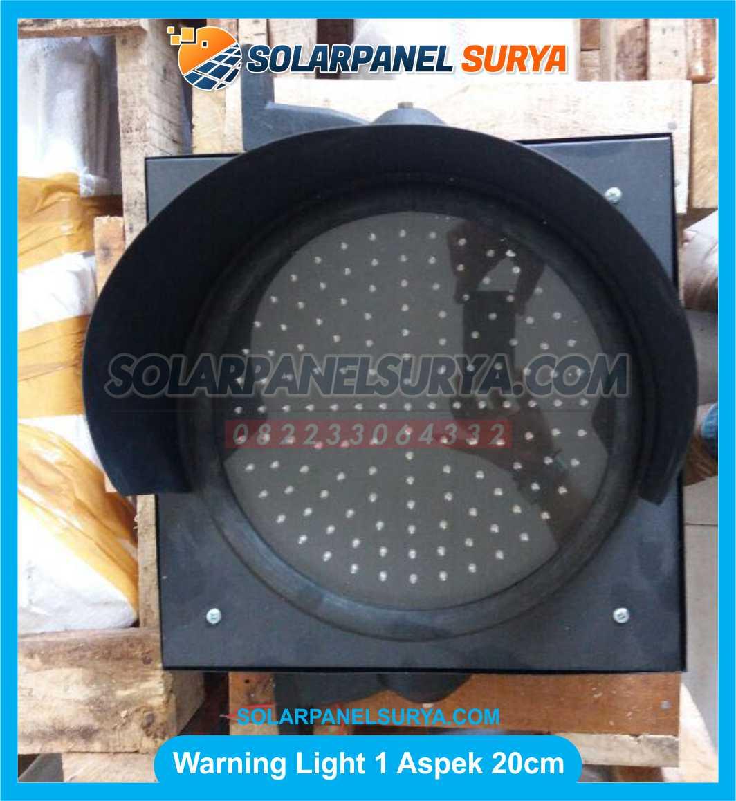 jual Lampu LED Warning Light 1 Aspek 20cm