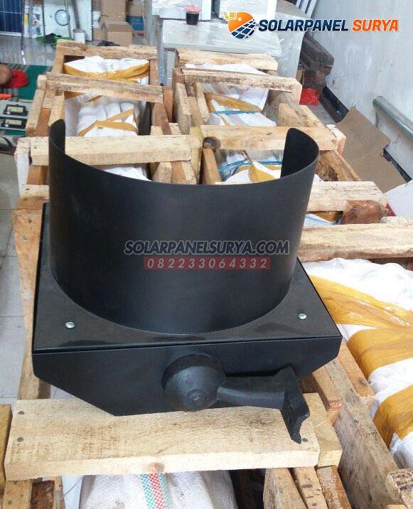 lampu peringatan warning light led 1 aspek 20 cm