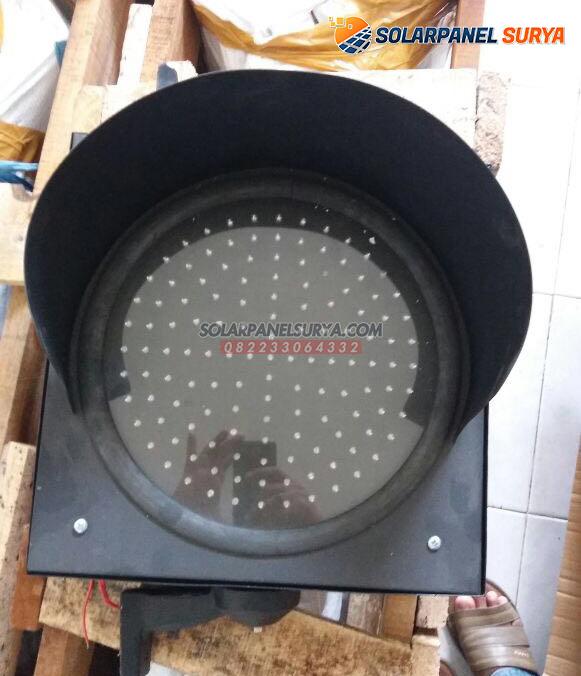 lampu peringatan warning light led 1 aspek 30 cm