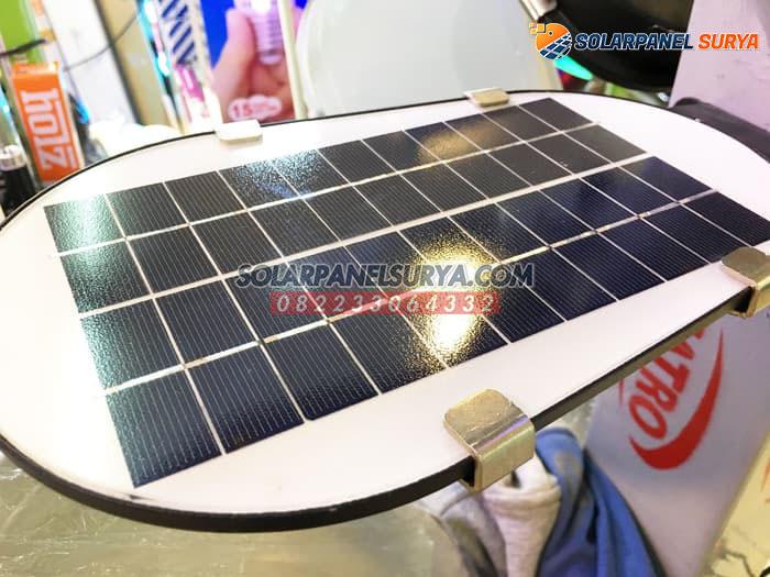 Jual Lampu PJU Tenaga Surya All In One Fatro 8 Watt Solar cell