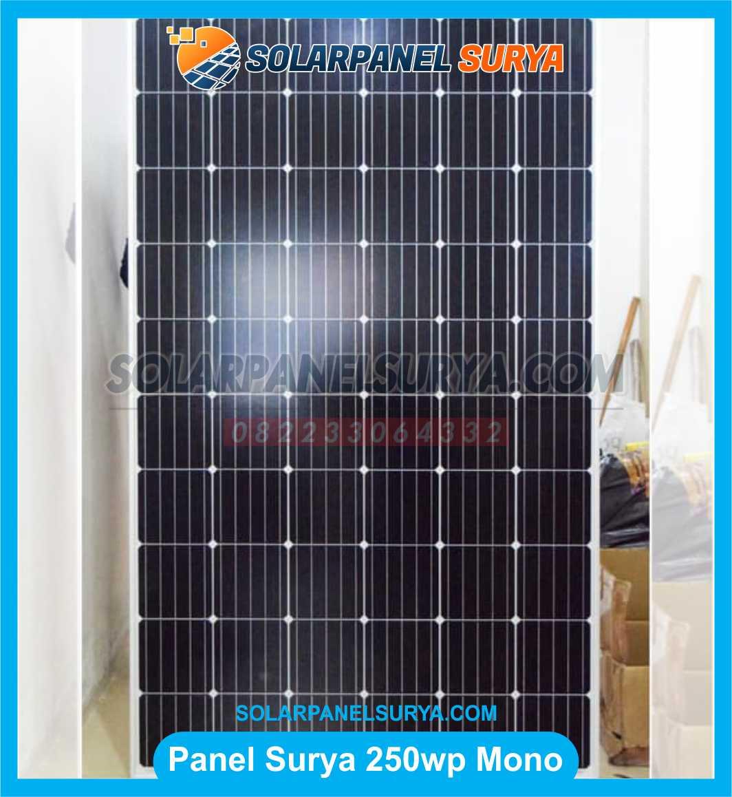 Jual Solar Panel 250 WP Monocrystalline