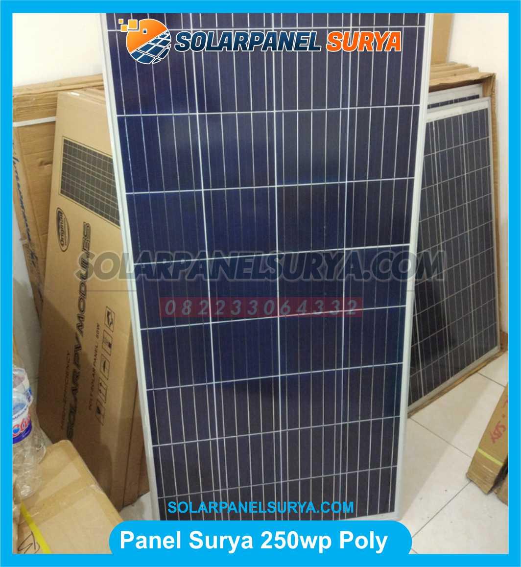 Jual Solar Panel 250 WP Polycrystalline