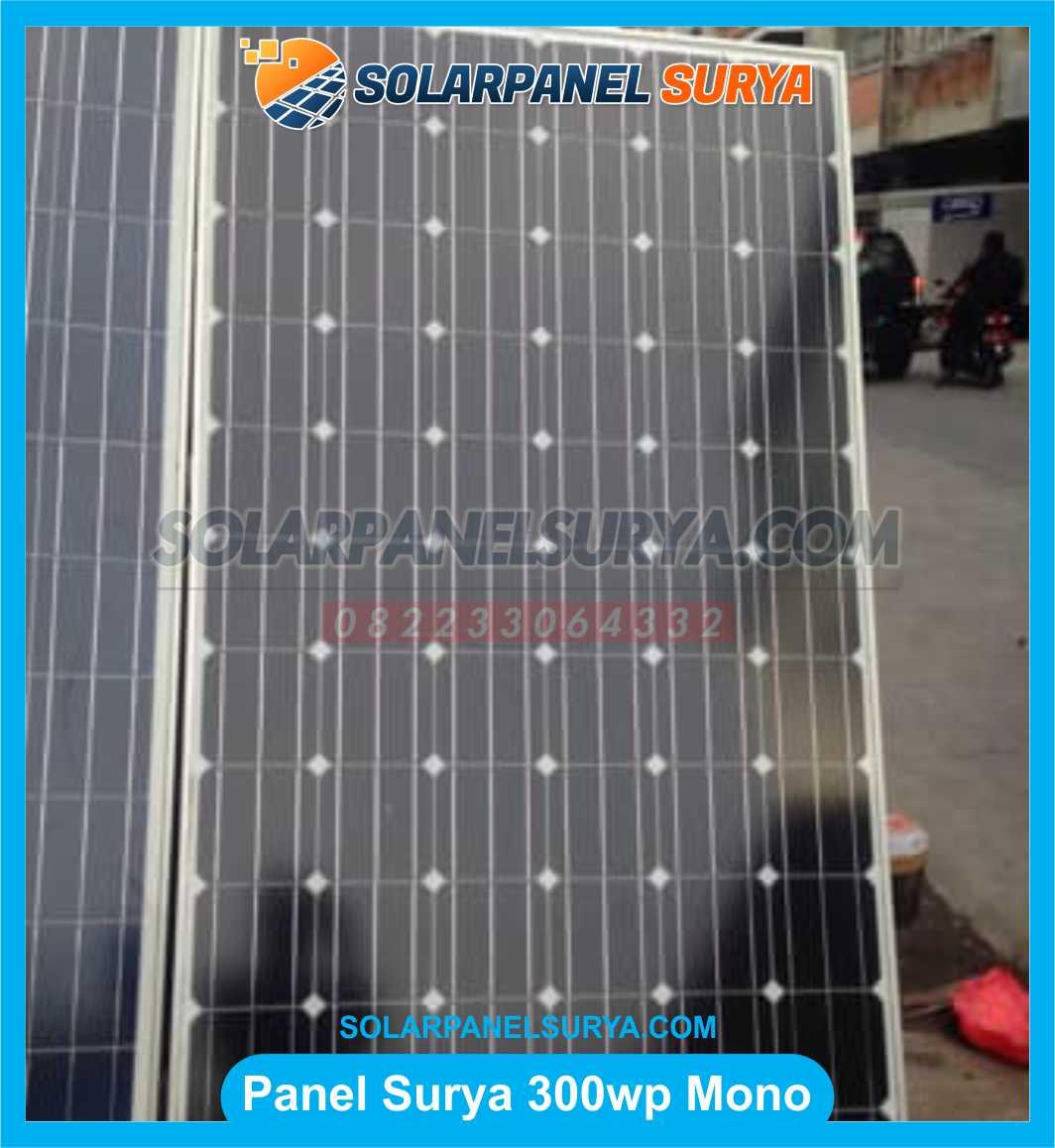 Jual Solar Panel 300 WP Monocrystalline