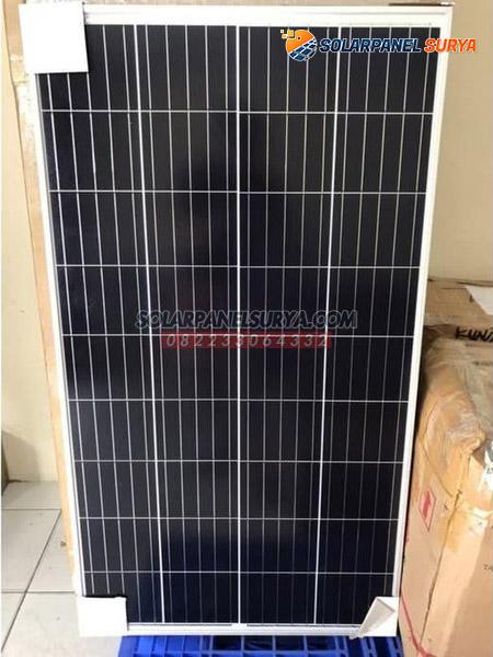 harga Panel Surya 120 WP Polycrystalline murah bergaransi
