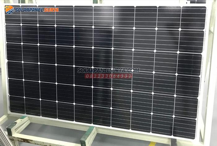harga Panel Surya 250 WP Monocrystalline murah bergaransi