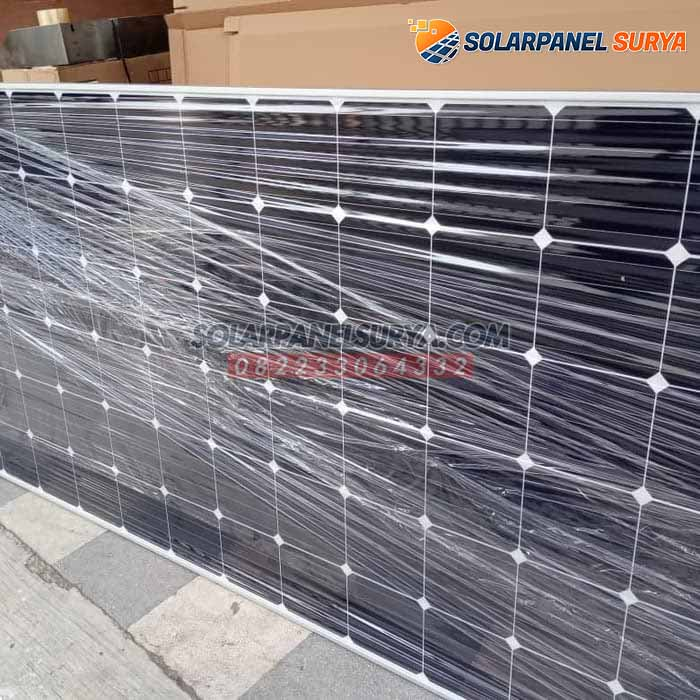harga Panel Surya 300 WP Monocrystalline murah bergaransi