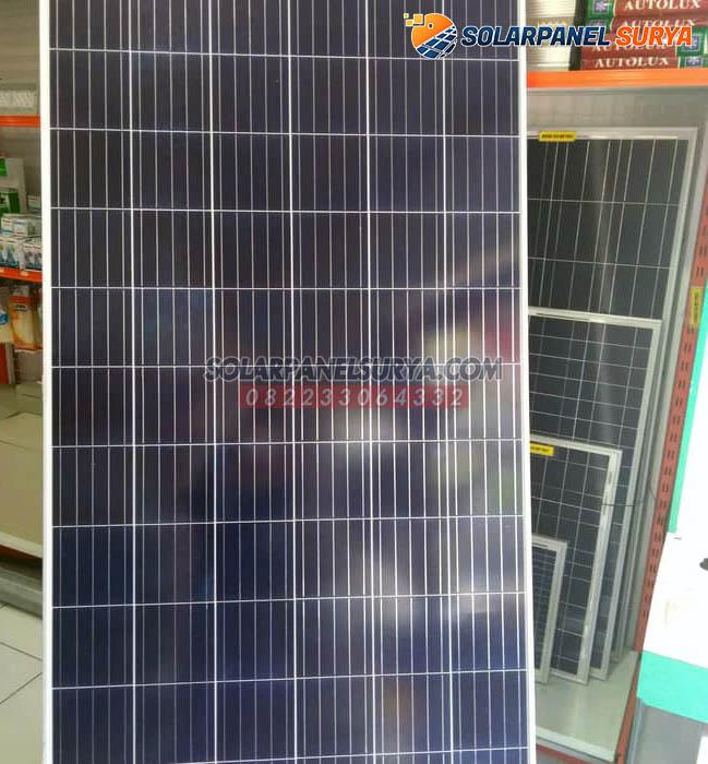 harga Panel Surya 300 WP Polycrystalline murah bergaransi