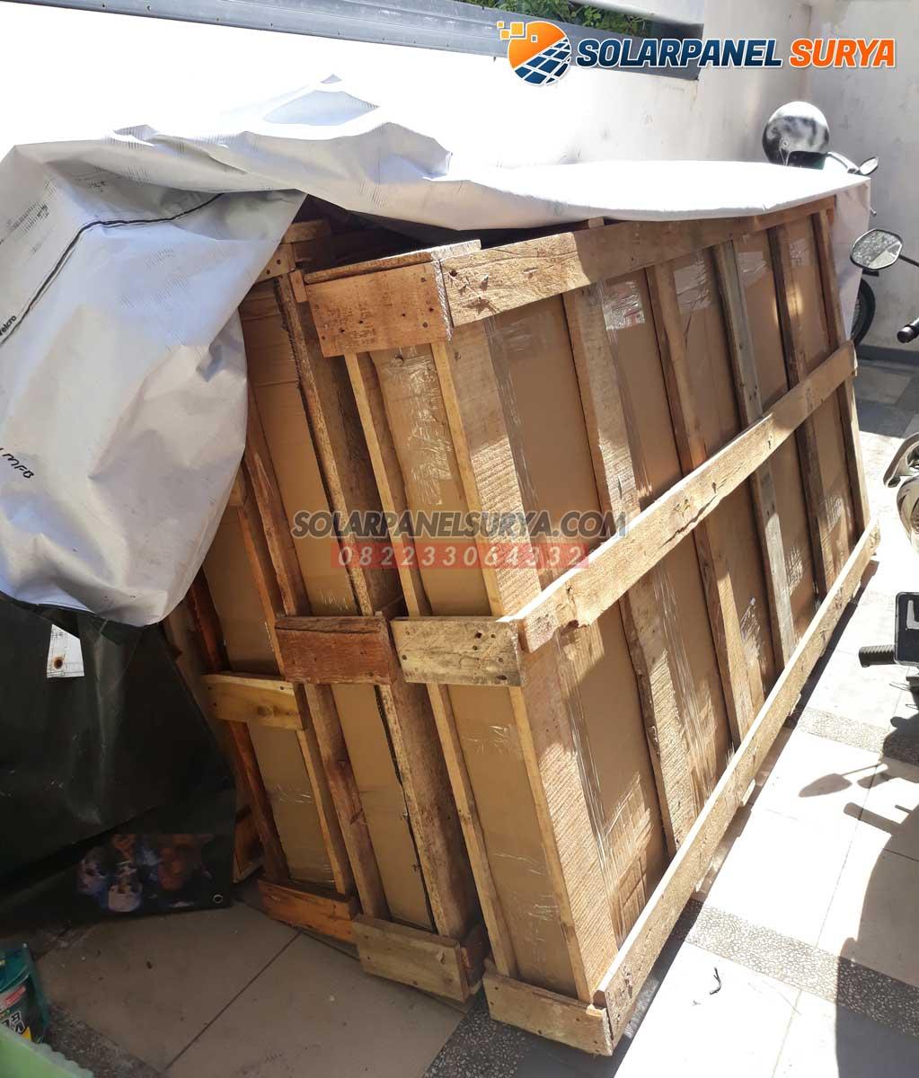 harga solar panel solar cell 300 wp monocrystalline