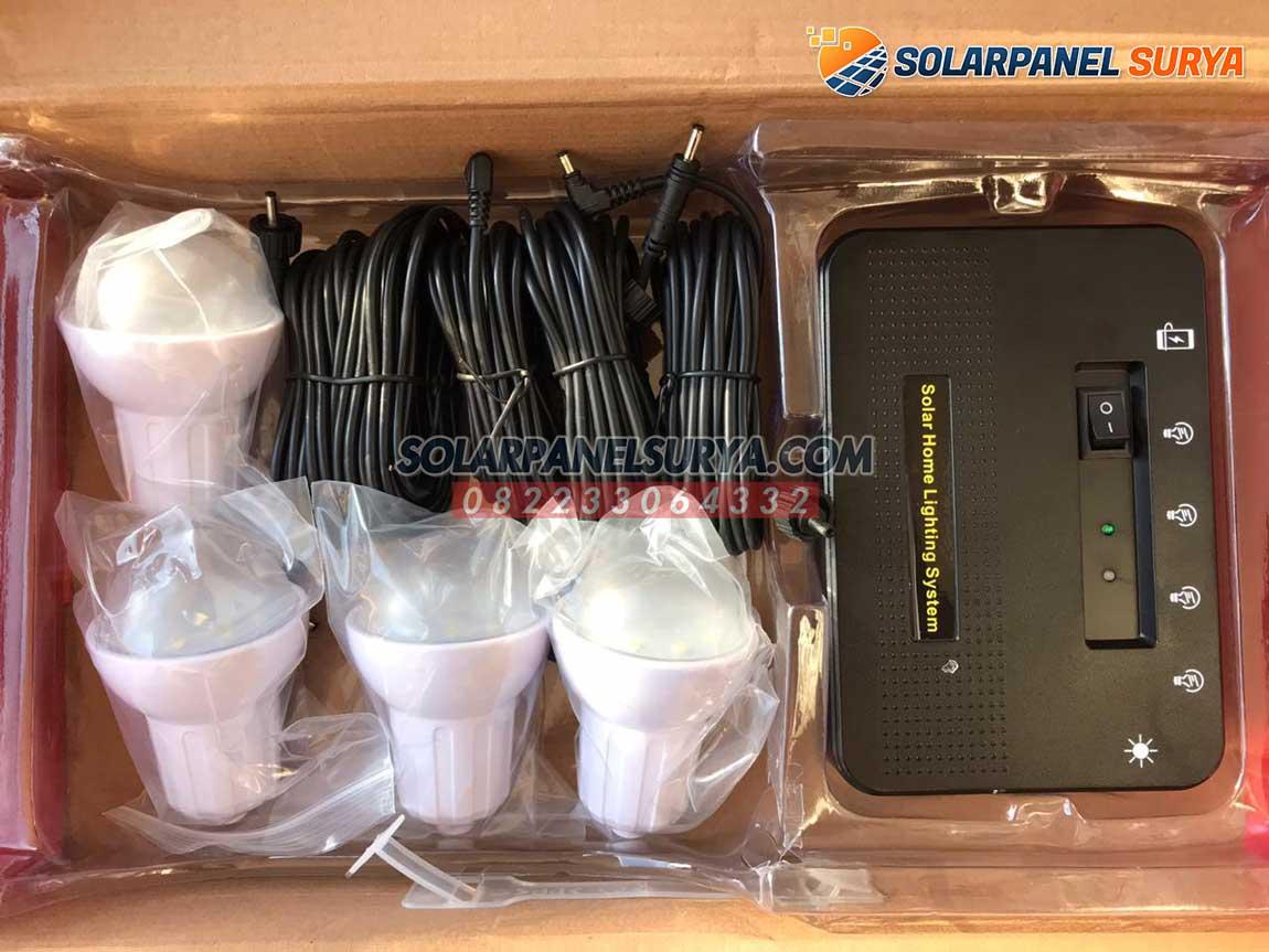 jual Lampu SHS Sehen Solar Cell 8 wp tenaga surya