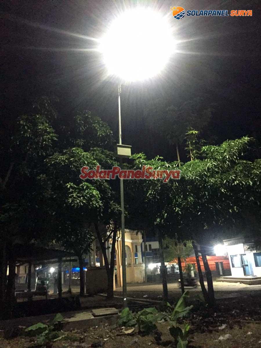 Daftar Harga Paket PJU Solarcell Satu Set di Mamuju Sulawesi Barat