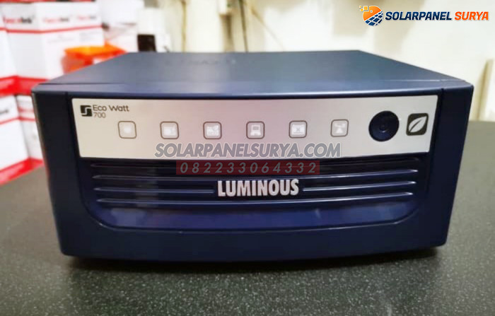 Inverter Luminous Eco Watt 700Va Square Wave