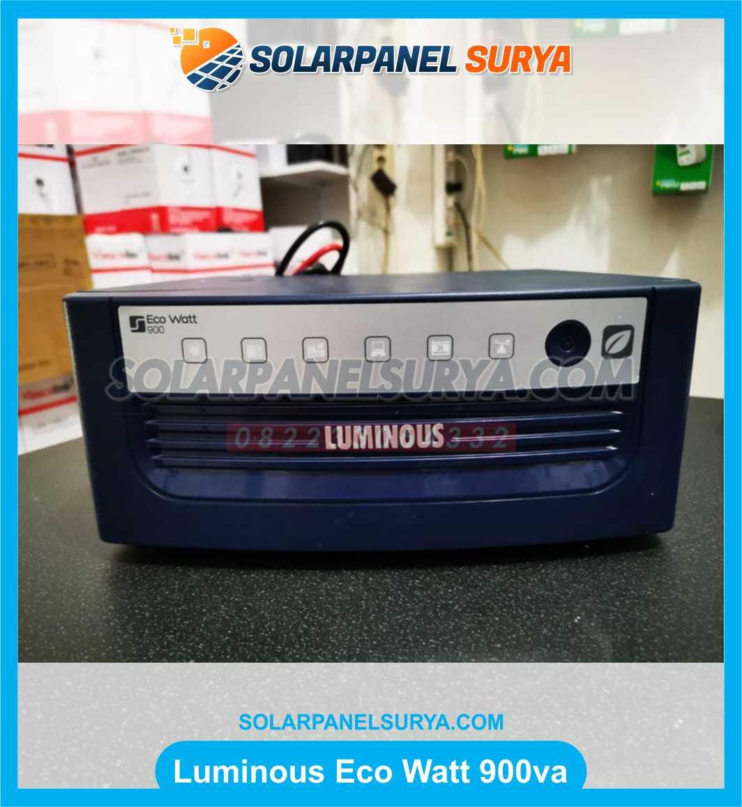 jual Inverter Square Wave Luminous Eco Watt 900va