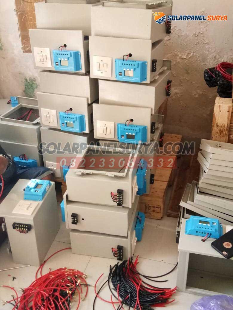 paket shs solar home system 50 wp murah