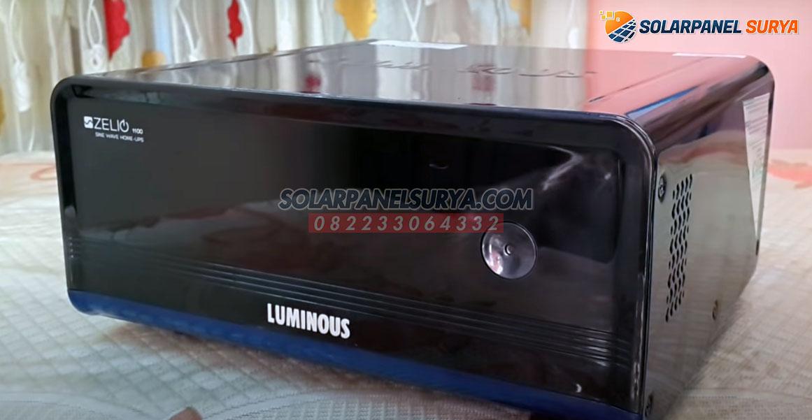 Inverter Luminous Zelio 900va murah bergaransi