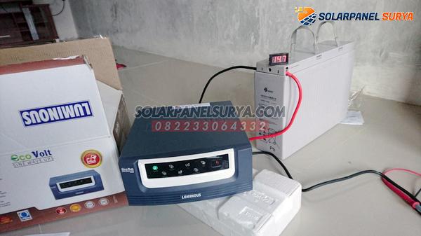 distributor Inverter Luminous Eco Volt 900va Pure Sine Wave Ups