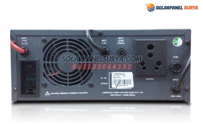 distributor inverter luminous 1500va eco watt modified sine wave
