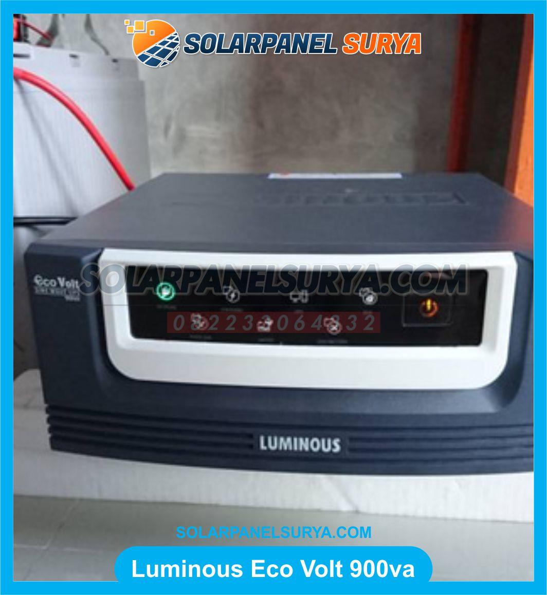 harga Ups Inverter Luminous Eco Volt 900va Pure Sine Wave