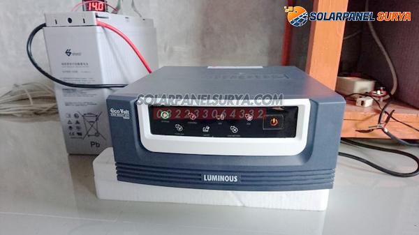 jual Inverter Luminous Eco Volt 900va murah bergaransi