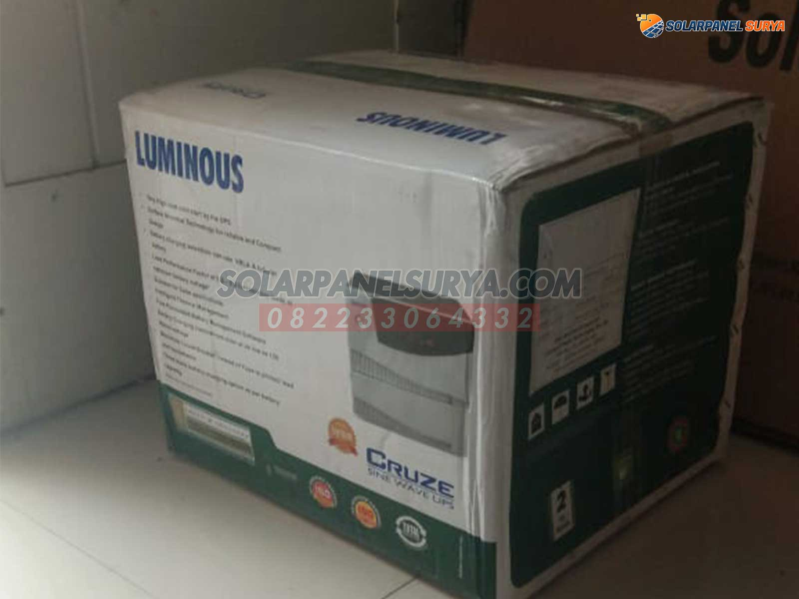 distributor inverter luminous cruze 2000va 2kva
