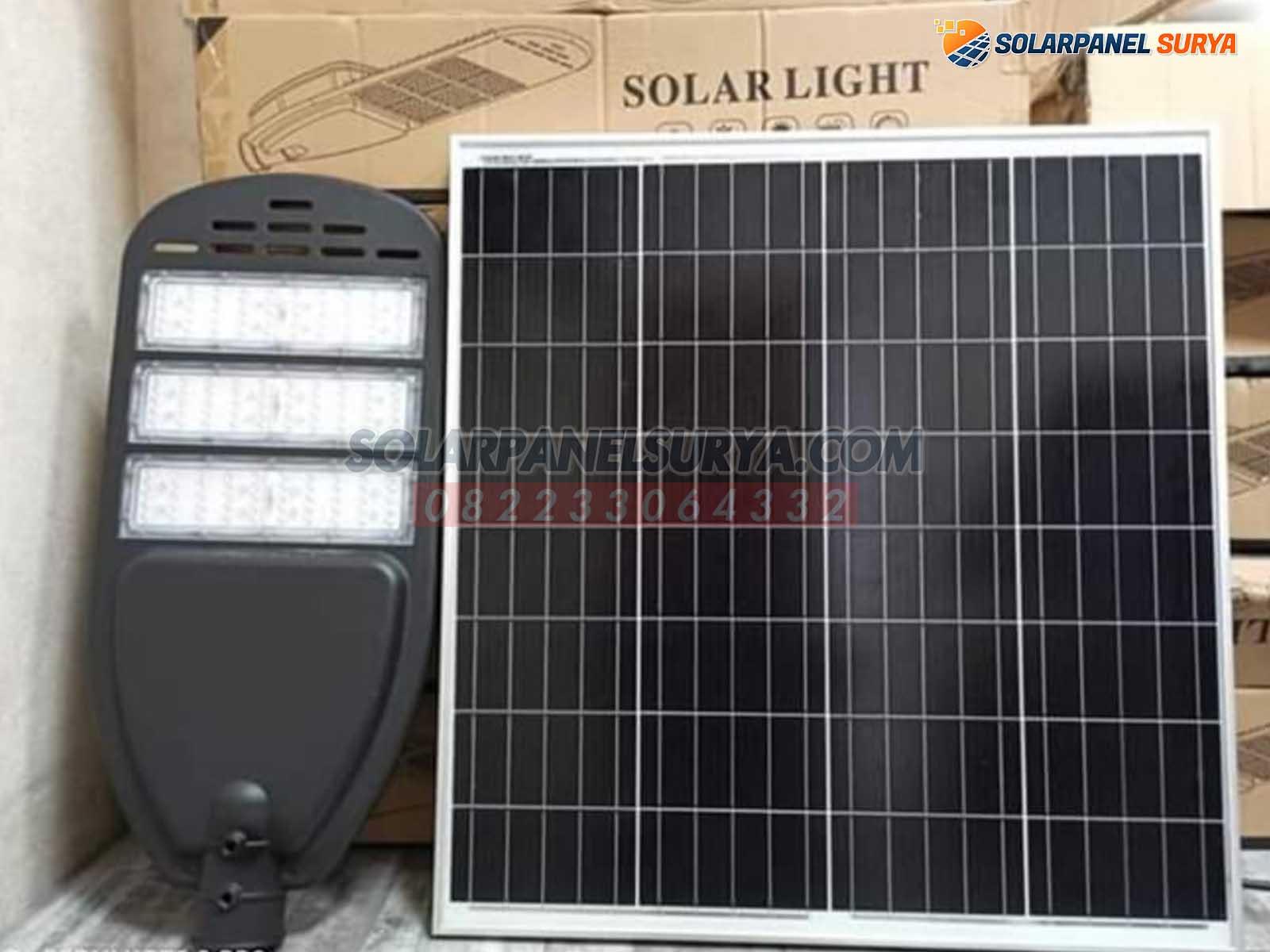distributor lampu pju tenaga surya 2in1 60 watt