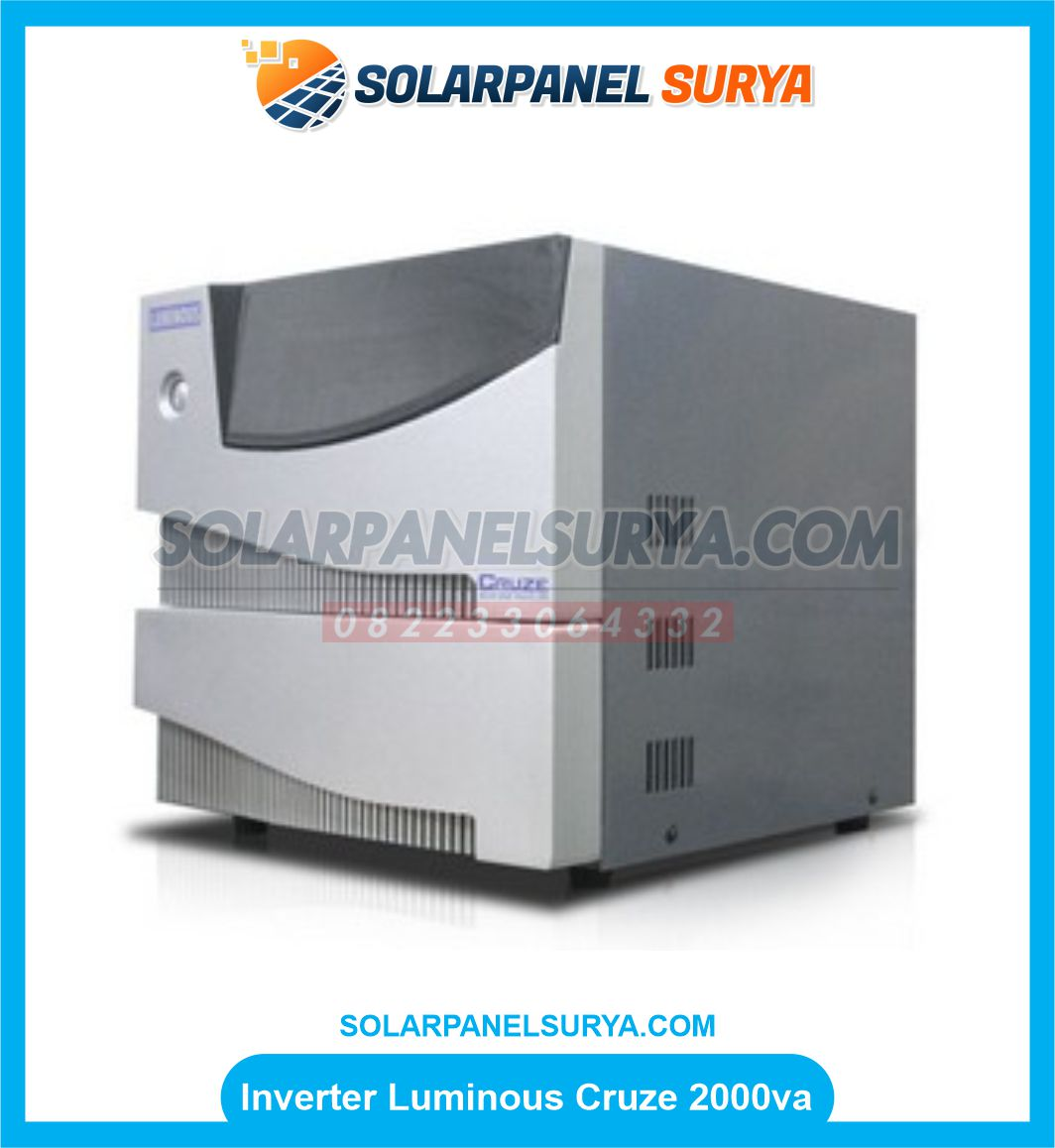 harga inverter luminous single phase 2kva pure sine wave