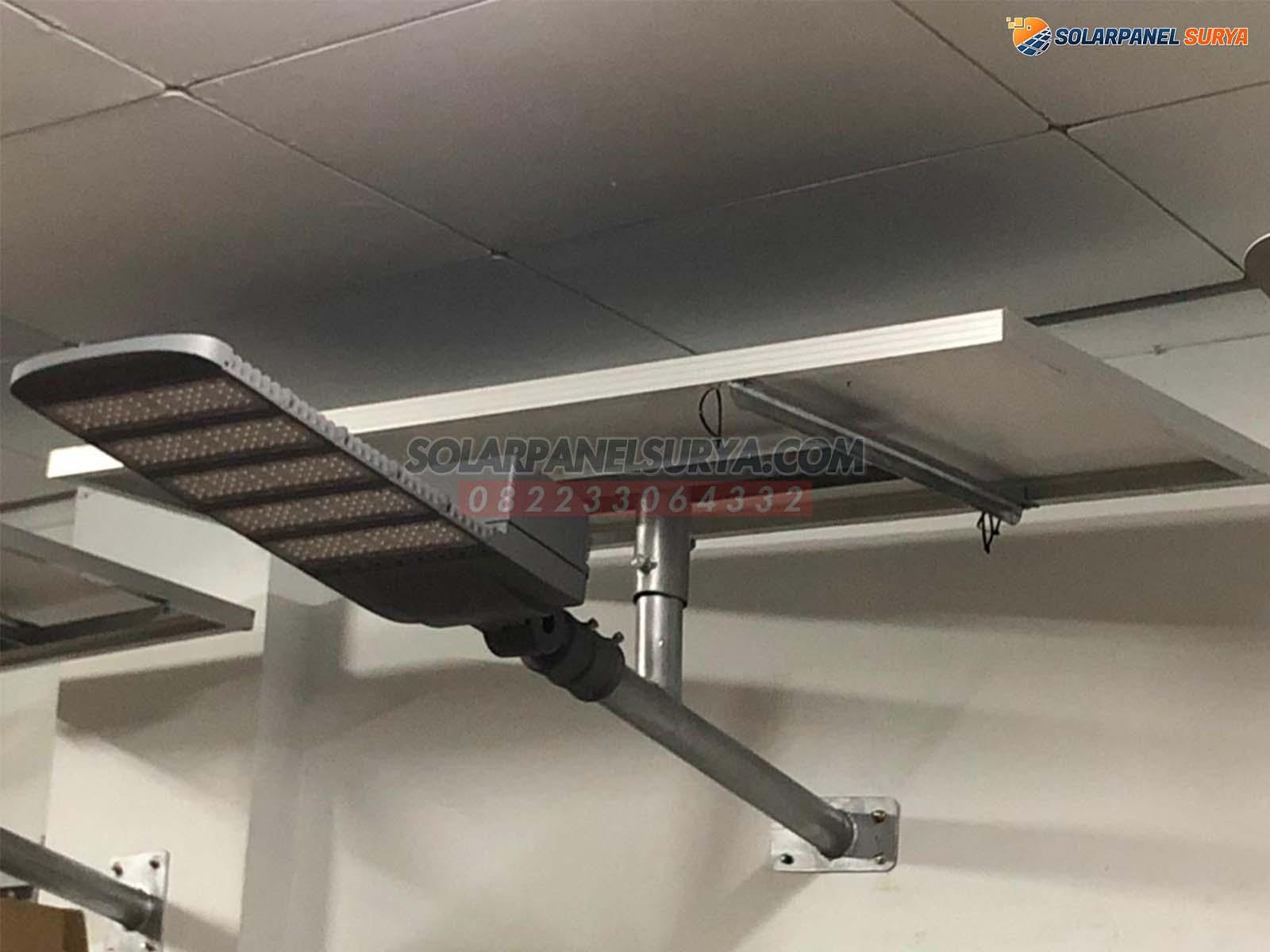 jual PJU Tenaga Surya 2in1 100 Watt murah bergaransi