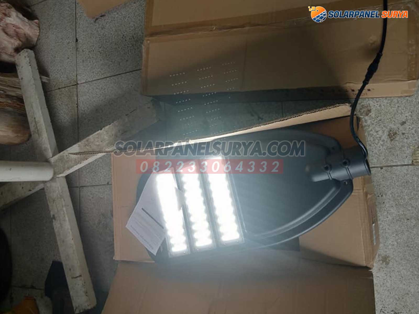 jual lampu PJU Tenaga Surya Two In One 60 Watt