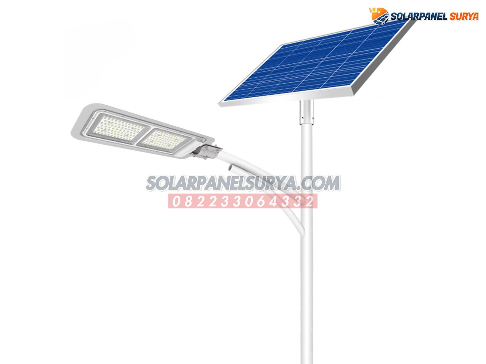 Paket PJU Two in One 70 Watt Solarcell