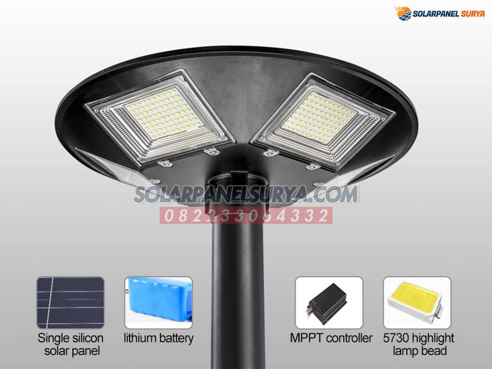 jual Lampu Taman Tenaga Surya 250 Watt murah bergaransi