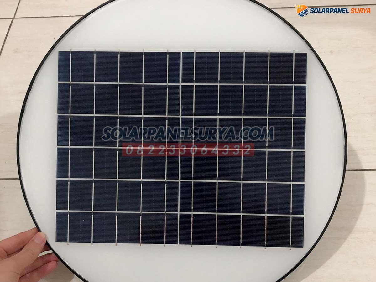 lampu taman minimalis tenaga surya 150 watt
