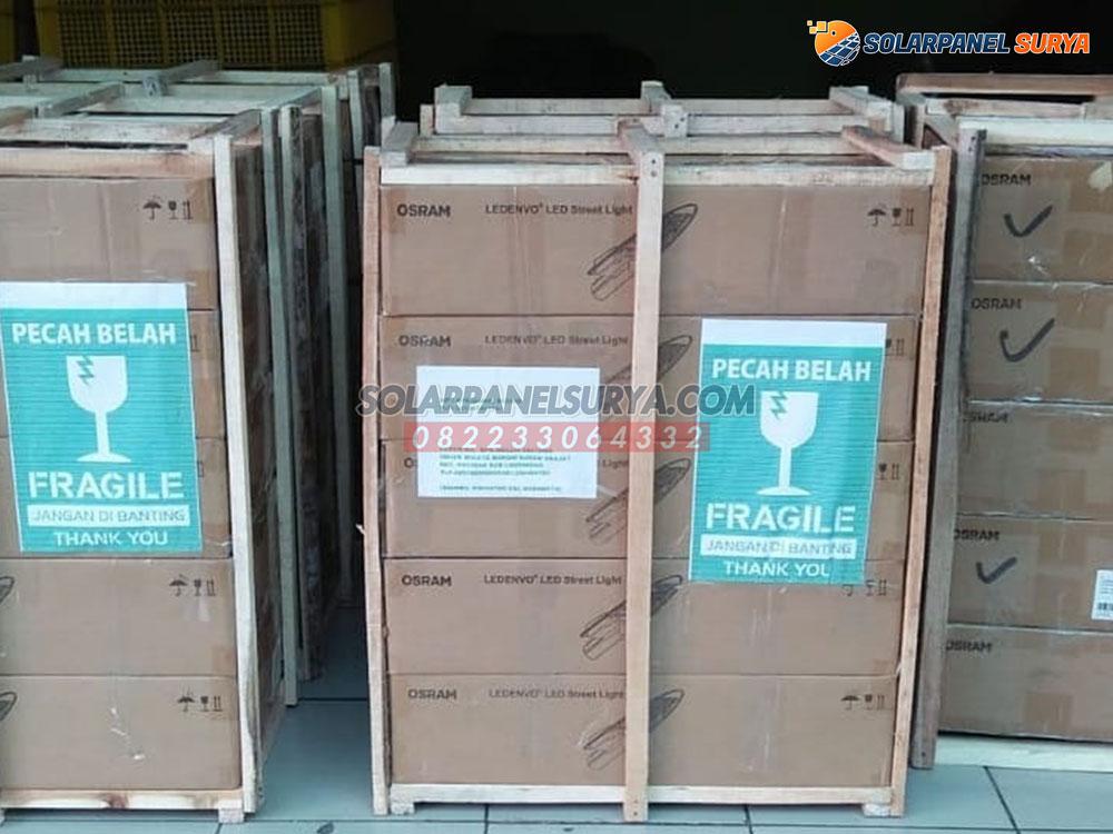 distributor Lampu Jalan PJU Solar Cell 2in1 Osram 60 Watt